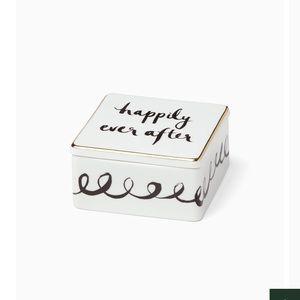 kate spade Storage & Organization - Kate spade keepsake box